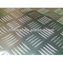 Haute qualité et prix compétitif plaque de roulement en aluminium