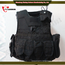 China wholesale cordura best bullet proof vest china air shipping