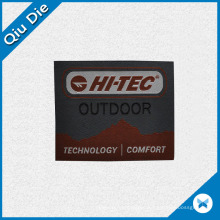 High Polyester Woven Fabric Label for Outdoor Clothing
