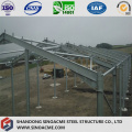 Light Steel Structure Building/ Light Portal Frame Form Sinoacme