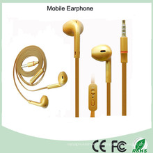 ABS Materialien Flachkabel Mobil Earbus Kopfhörer (K-901)
