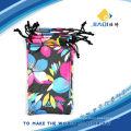 Printed Microfiber soft mobile phone bag