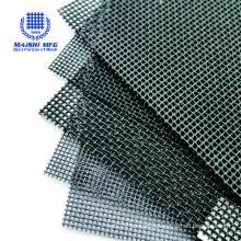 marine grade powder coated security mesh for window