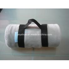 Blanket with Nylon Handle