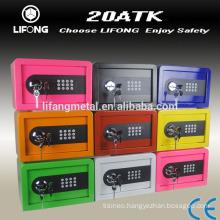 New Series Cheap mini safe,digital safe,electronic safe locker 20ATK