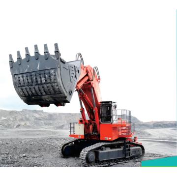 Excavadora Hidráulica Eléctrica Pura