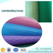 PP Cross Nonwoven Fabric Manufacturer