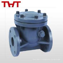 встроенный мини-качели пластиковой пружиной обратный клапан ПВХ / Ду15-обратный клапан