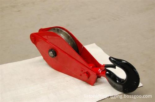 3 ton swivel pulley block