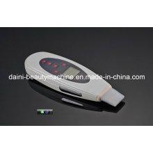 ЖК-экран ультразвуковой кожи Скруббер пилинг лица спа-салон оборудования