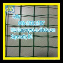Строительный материал ПВХ покрытием сварные сетки (Поставщик) / ПВХ покрытием Сварные сетки сетки (Китай Anping завод)