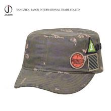 Военный камуфляж Кепка камуфляж Фидель Cap мода Hat досуга Cap хлопок Фидель Крышка