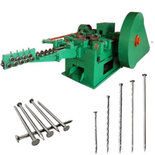 complete set of new automatic 715 type nail making machine lubrication high-speed machine