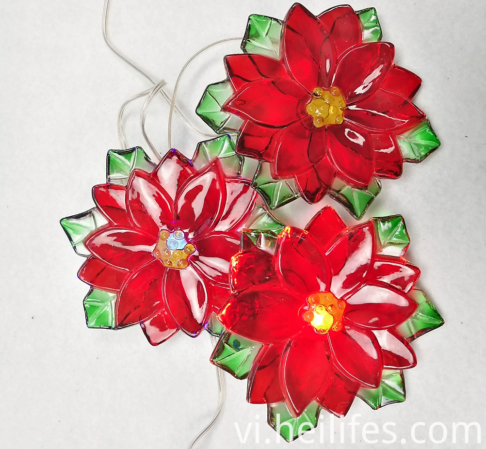 Customized LED Flowers