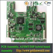 pcba pour usb prototype pcba fabricant Pcb fabricant pour produit télé et produit de la circulation