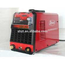 Potable IGBT TUBE CNC Plasmaschneider CUT 40 / Plasma Metall Schneidemaschinen