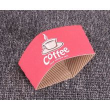 Corrugated Sleeve Ripple Wall Paper Cup for Drink