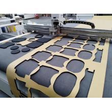 Качающийся нож CNC EVA Foam Board PVC Cutter