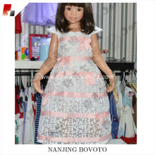 JannyBB pink boutique fashion A-Line dress