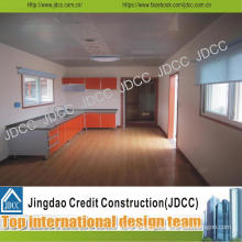 Prefabricated House with Good Decoration Can Living Directly