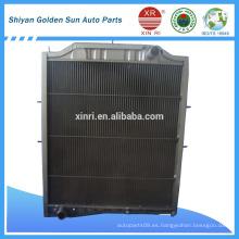 Venta directa de fábrica radiador camión WG9112530267