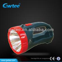 12V Hochleistungs-Single-LED-Suchscheinwerfer