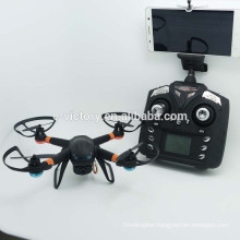 6 axis 2.4G radio control hd camera rc quadcopter toy