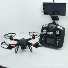 controle de rádio de 2,4 G de eixo 6 brinquedo de rc quadcopter câmera hd