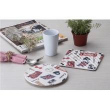 Melamin Coaster / 100% Melamin Geschirr (GD920)