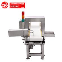Junhong conveyor belt industry metal detector for food