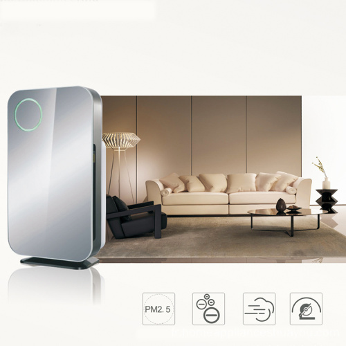 Nouveau purificateur intelligent de purificateur d'air conçu
