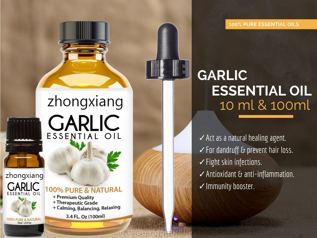 Garlic oil3