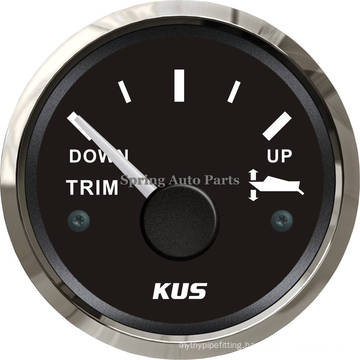 """2"""" 52mm Trim Gauge 0-190ohm Down-up with Backlight"""