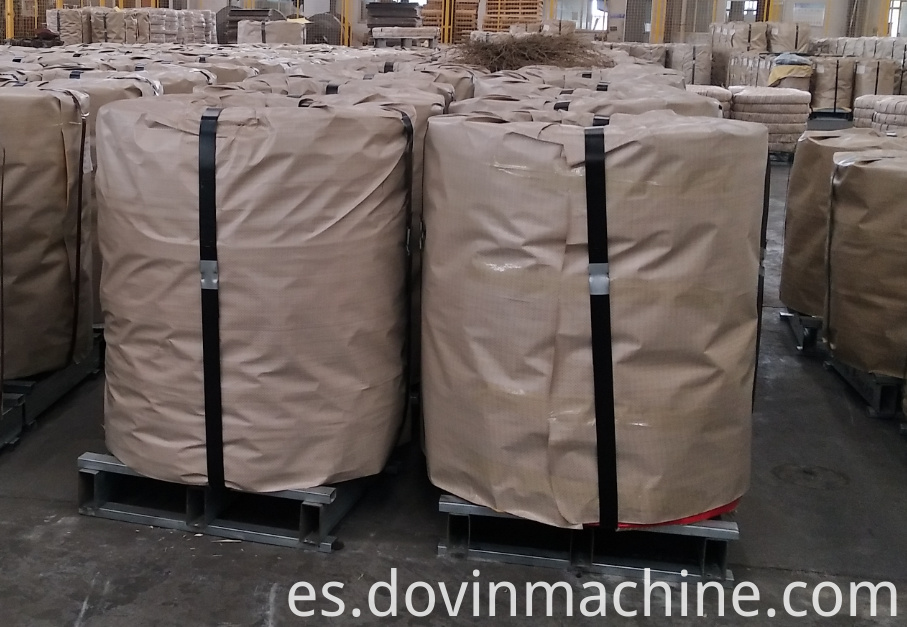 Hoop Iron Packing