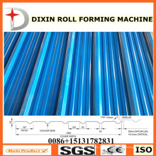 Dixin 1000-19 Профилегибочная машина для стеновых панелей