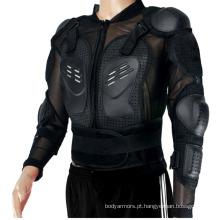 Revestimentos de venda quentes da motocicleta do corpo da motocicleta para homens com armadura