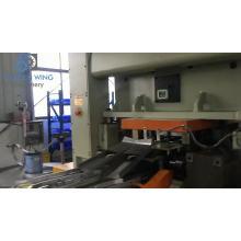 Ligne de production de machines de fabrication d'aliments en conserve EOE de 99 mm