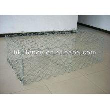 1 caja de gaviones para muro de contención gavión colchón jaulas de piedra saco agbion