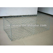 1 boîte de gabion pour mur de soutènement gabion matelas cages en pierre sac agbion