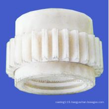 Customized small plastic gears