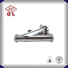 Filtro de acero inoxidable Y Ss316 o Ss304
