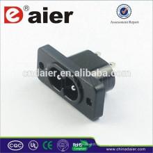 Adaptador de enchufe eléctrico del zócalo BRITÁNICO 3A AS-006 / zócalo eléctrico del enchufe 380V
