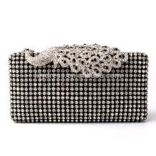 Феникс Кристалл дамы ужин мешок муфты невесты мешок для Свадебные вечерние использовать для новобрачных сумки сумки B00025 онлайн