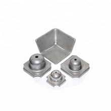 high quality stamping service custom sheet metal steel pallet feet manufacturer