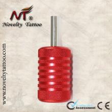 Alça de alumínio N301004-30mm identificador vermelho
