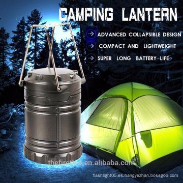 30pcs llevó la luz de la linterna que acampaba