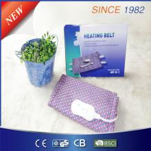 Nova almofada de aquecimento elétrica confortável com temporizador