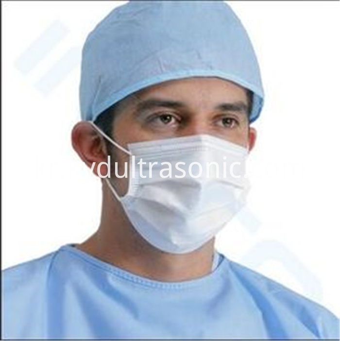 Surgical Face Mask Machine