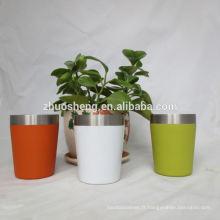 vente en gros moderne facile d'aller les tasses à thé en cuivre