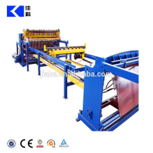 Poultry cage welding machine with servo motor